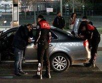 Türkiye  çapında 'huzur' operasyonu