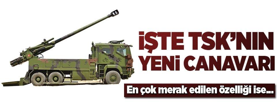 Türkiyenin yeni obüsü Yavuz geliyor