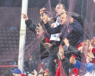 Trabzonspor'a 15 bin lira ceza