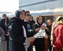 İranlı turistlerden Türkiye'ye akın