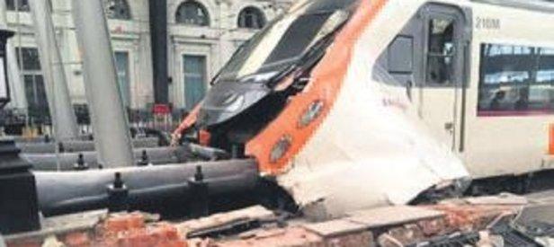 Korkunç kaza: 56 yaralı