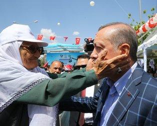 'HDP'li seçmen de Cumhurbaşkanı Erdoğan'a güveniyor'