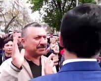 CHP'nin ikinci Gezi provokasoyunu kameralara böyle yansıdı
