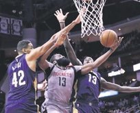 Houston Rockets'tan süper istatisti