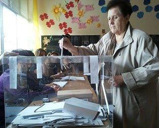Bulgaristandan ilk sonuçlar geldi