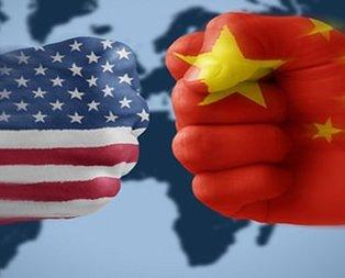 Yüksek gerilim! Çin Savunma Bakanlığından ABDye uyarı