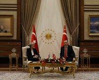 Erdoğandan İngiltere Başbakanına taziye mesajı