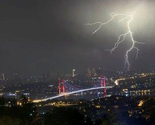 Meteorolojiden İstanbul için son dakika uyarısı!