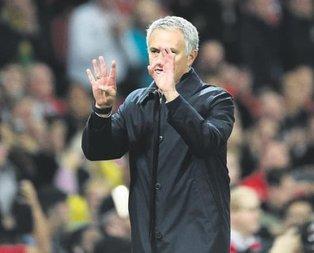 Jose Mourinho'dan anlamlı özür