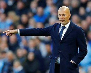 Eğer çok çalışırsa... F.Bahçeli oyuncu Zidaneın hep aklında