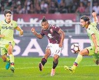 Trabzon'da rota Martinez