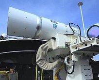 ABDnin gizli lazer silahı ortaya çıktı!