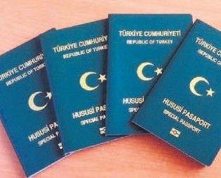 Koç ve Sabancı'ya 5 yeşil pasaport