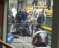 Londrada terör alarmı! Bir kişi gözaltında