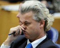 İslam düşmanı Wilders iyice kudurdu