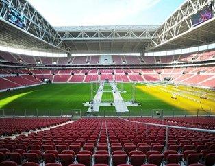 Türkiye'de Arena ismi kullanılan statlar