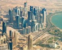 Katar'dan vize resti