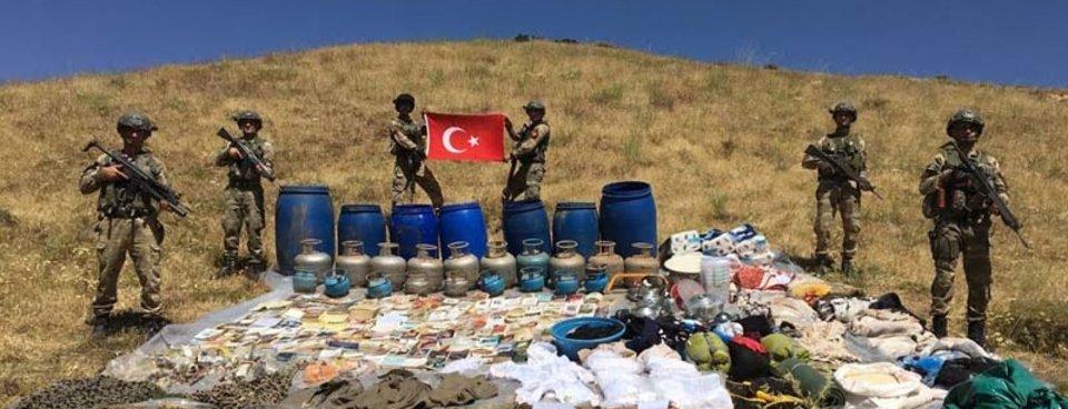 PKKnın saklanacak deliği kalmadı