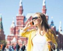 Rusya'ya vize kolaylığı