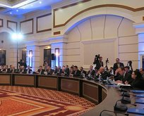 Astanada önemli gelişme! 3 ülke o konuda anlaştı