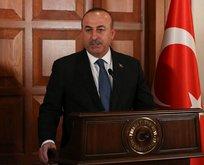 Çavuşoğlu: Operasyon devam edecek