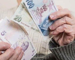 Emekliye 3 maaş