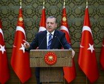 Erdoğan, Suriye'de bir taşla iki kuş vurdu
