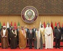Arap Birliğinden BMye İsrail çağrısı!
