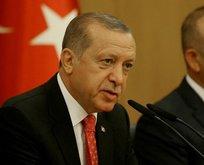 Erdoğandan Kılıçdaroğluna tepki