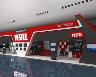 Vestel'den dev mağaza