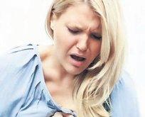 Kalp krizini önlemek elinizde