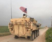 Amerikadan YPGyi korumak için sevkiyat