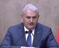 Başbakandan flaş yeni anayasa açıklaması