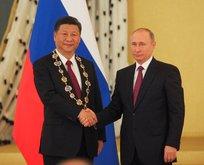 Rusya ve Çin'den ABD'ye rest