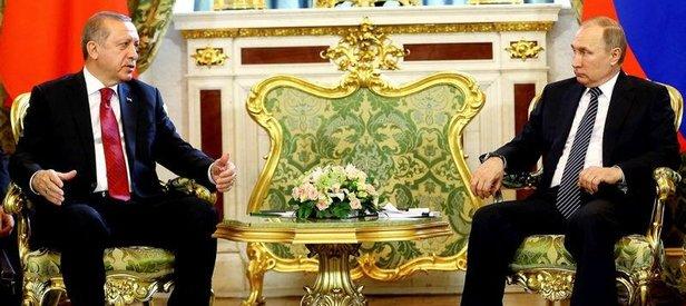 İşte Erdoğan - Putin görüşmesinin tarihi