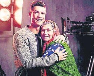 Ronaldo bana 'mommy' dedi