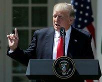 Trump'tan flaş Esed açıklaması