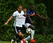 Beşiktaş Fortuna'ya takıldı