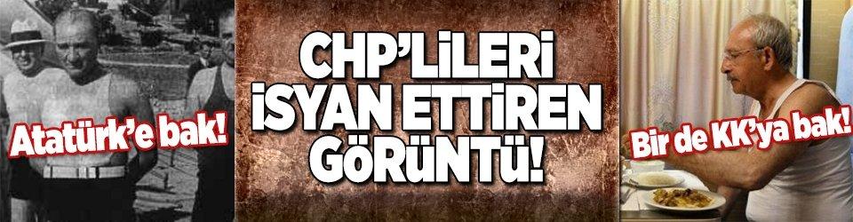 CHPlilerin atlet isyanı