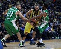 Fenerbahçe; Avrupa Ligi'nde ilk yenilgisini aldı!