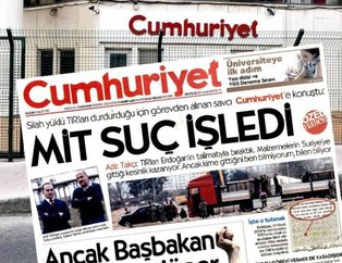FETÖ'nün Cumhuriyet'e attırdığı terör manşetlerinden bazıları