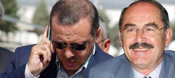 Erdoğandan Büyükerşene telefon