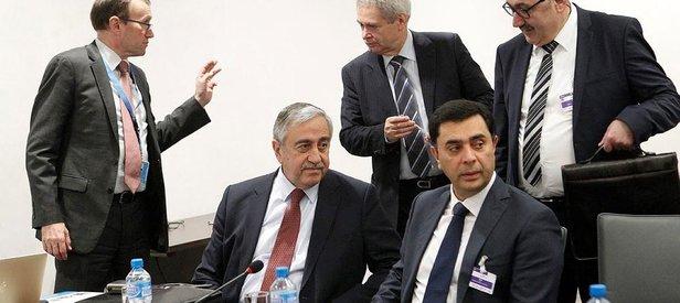 Kıbrıs müzakerelerinde flaş gelişme