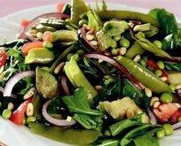 Avokadolu Bezelye Salatası Tarifi