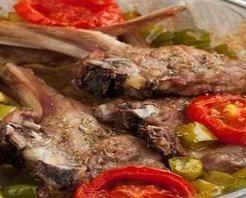 Fırında Kuzu Pirzola Tarifi