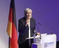 Le Pen: Avrupa Birliği öldü