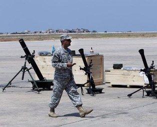 İşte ABDnin teröristlere vereceği silahlar