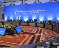 Türkiye-Rusya ve İrandan ortak karar