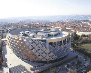 İstanbul'a yeni saray!