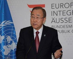 BMden dünya liderlerine çağrı